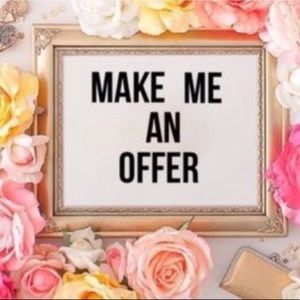 Other - 🌻Make Me An Offer!🌻